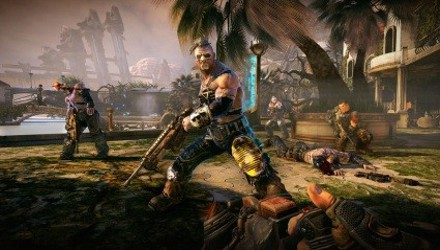 La demo di Bulletstorm disponibile su PC