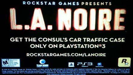 L.A. Noire: contenuti esclusivi su PS3
