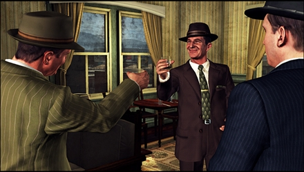 L.A. Noire: in arrivo il nuovo DLC Un mare d'erba