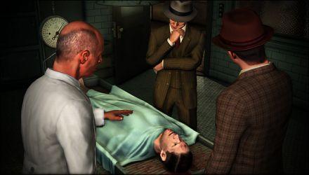 L.A. Noire: lanciato il sito ufficiale e prime informazioni sul coroner