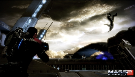 La patch di Mass Effect 2 su PS3 svela il DLC Arrival