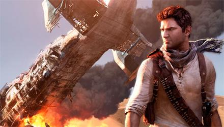 La produzione di Uncharted 3 come quella dei film di Hollywood