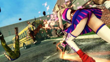 Lollipop Chainsaw, il nuovo folle gioco di Suda51