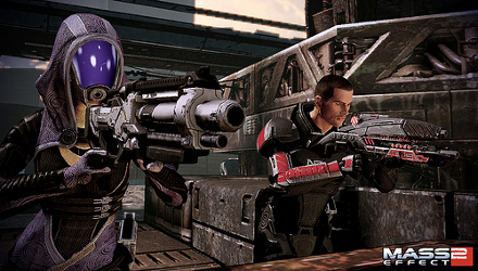 Mass Effect 2 su PlayStation 3 arriva anche in versione digitale