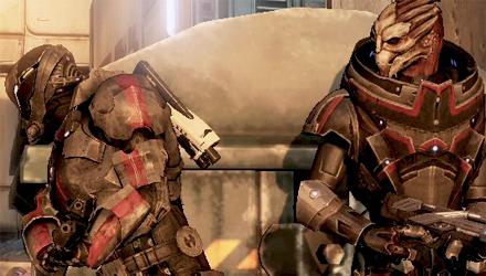 Mass Effect 3: il multiplayer co-op non snatura la serie