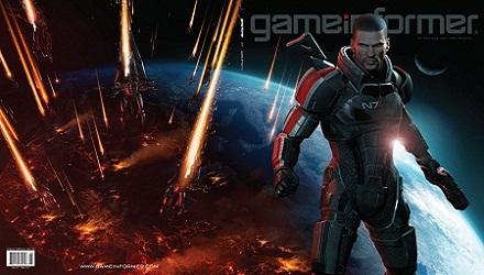 Mass Effect 3, le prime informazioni su Game Informer