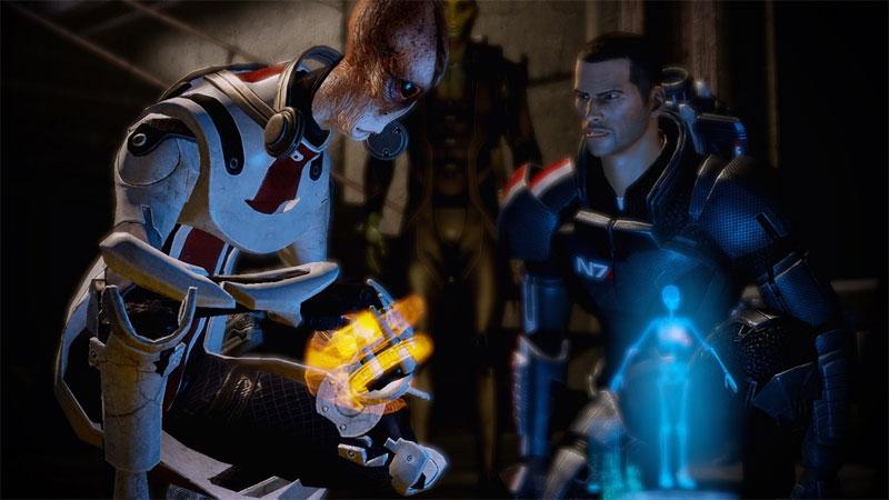 Mass Effect 3 offrirà più liberta di scelta ai giocatori