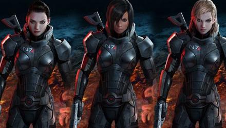 Mass Effect 3: un contest per scegliere la versione femminile di Shepard