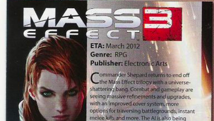 Mass Effect 3: un Online Pass per il multiplayer?