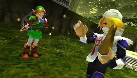 Master Quest per The Legend of Zelda: Ocarina of Time 3D su Nintendo 3DS