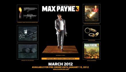 Max Payne 3: annunciata la Special Edition