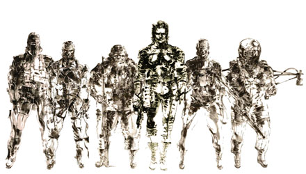 Metal Gear Solid 5: Seconda Guerra Mondiale e Unità Cobra?