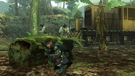 Metal Gear Solid: Peace Walker in arrivo su PS3?