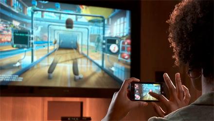 MWC 2011: Microsoft illustra l'interazione tra Kinect e Windows Phone 7