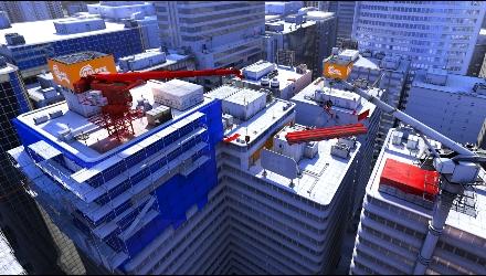 Mirror's Edge 2 con il motore grafico di Battlefield 3?