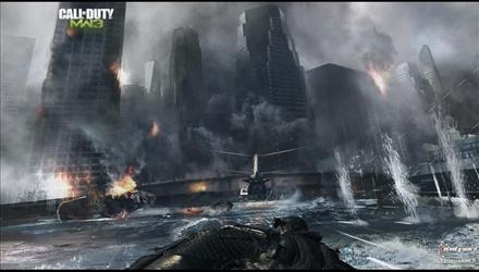 Modern Warfare 3: evento di lancio in diretta su YouTube