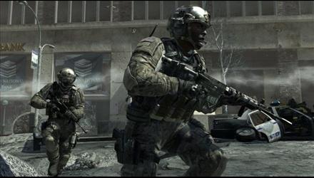 Modern Warfare 3: rubate 6.000 copie