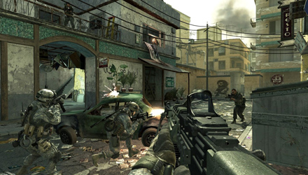 Modern Warfare 3 utilizzerà la suite Steamworks