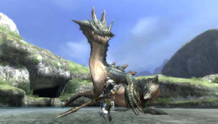 Monster Hunter 3G, a caccia di mostri anche su 3DS