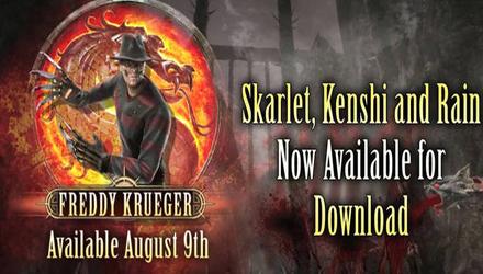Mortal Kombat: in agosto un DLC con Freddy Krueger