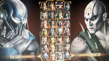 Mortal Kombat: svelato il roster completo dei lottatori