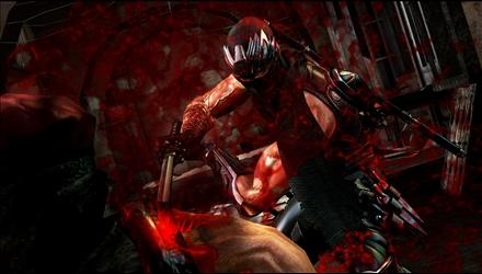 Ninja Gaiden 3 sarà un bagno di sangue