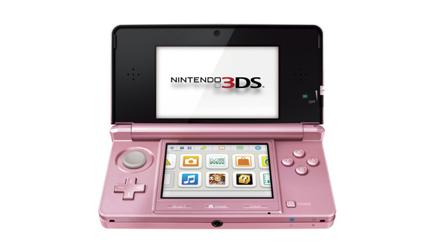 Nintendo 3DS: in arrivo i modelli rosa, bianco e un volante per Mario Kart 7