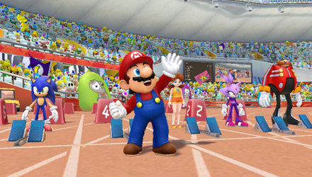 Nintendo 3DS: le uscite di Super Mario, Mario Kart e Mario & Sonic