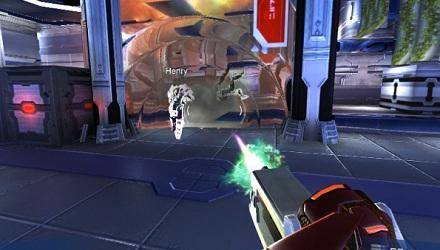 N.O.V.A. Elite, uno sparatutto 3D per Facebook