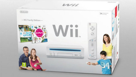 Nuovo bundle Nintendo Wii, Wii Party e Wii Sports da ottobre