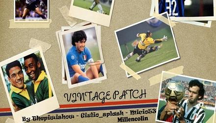 PES 2011: disponibile la Vintage Patch 2.0 per la versione PC