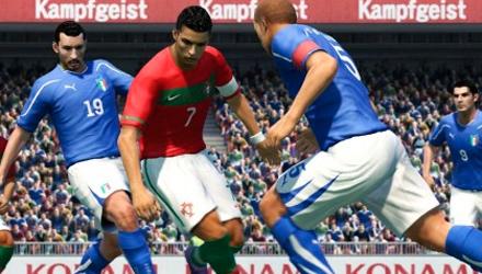 PES 2012: demo in ritardo su Xbox 360