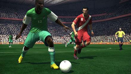 PES 2012: patch 1.02 gratuita per migliorare il gameplay