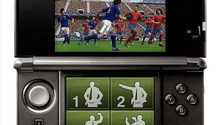 PES 2012 per Nintendo 3DS scende in campo a dicembre