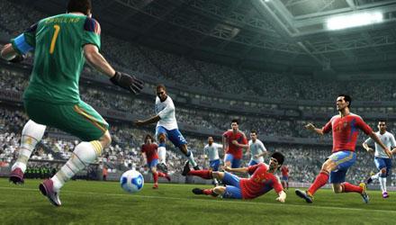 PES 2012: tutte le caratteristiche della versione 3DS