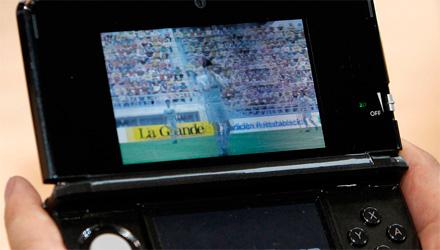 Pro Evolution Soccer 3DS: prima immagine per il titolo Konami