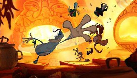 Rayman Origins influenzato da Beyond Good & Evil 2