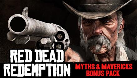 Red Dead Redemption: annunciato il DLC gratuito Myths & Mavericks