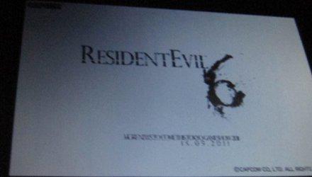 Resident Evil 6: l'annuncio a settembre?