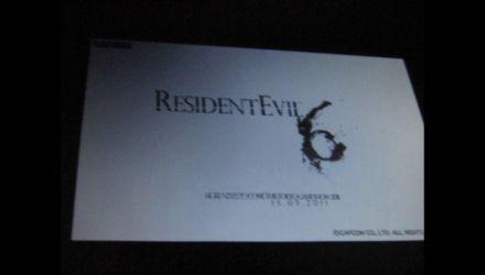 Resident Evil 6 sarà il gioco più terrificante di tutta la saga