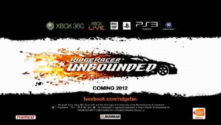 Ridge Racer: Unbounded in arrivo su PC, PlayStation 3 e Xbox 360