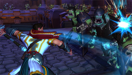 Robot Entertainment annuncia Orcs Must Die!
