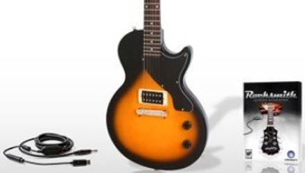 Rocksmith: un bundle da 200 dollari con la chitarra Epiphone Les Paul