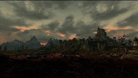 Skyrim: Morrowind e Cyrodiil compresi nella mappa?