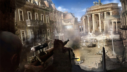 Sniper Elite V2 nel 2012 su PS3 e Xbox 360