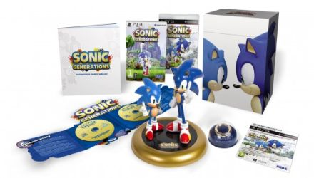 Sonic Generations: annunciata la Collector's Edition