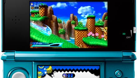 Sonic Generations e lo Street Pass su Nintendo 3DS