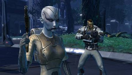 Star Wars: The Old Republic debutta online