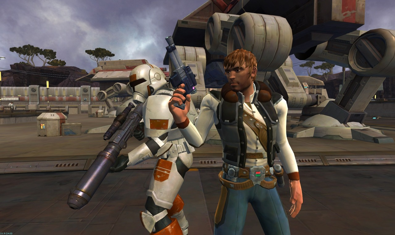 Star Wars: The Old Republic si ispira a World of Warcraft per il lancio