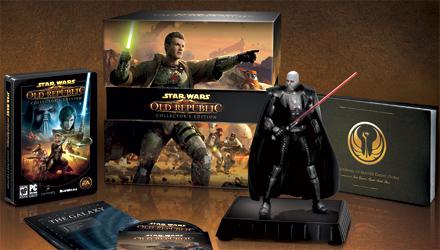 Star Wars: The Old Republic, svelate le edizioni speciali per il pre-order